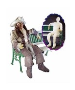 Scary Halloween Decorations Stuffed Dummy Indoor Prop Real Life Size Han... - $63.17