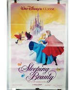 "Sleeping Beauty Walt Disney Classic Single Sided Poster 27""x40"" Shipped ... - $53.20"