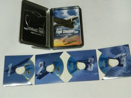 Microsoft Flight Simulator 2004 Collector's Tin & Flight Simulator Used - $36.63