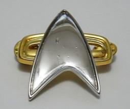 Star Trek: Voyager TV Series Uniform Two-Piece Metal Communicator Pin NE... - $19.29