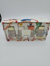 Tory Burch 4 Piece Gift Set Deluxe Mini Eau de Parfum For Women NEW IN BOX $48 - $44.55
