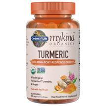 Garden of Life mykind Organics Turmeric Inflammatory Response 120 Gummies - $103.76