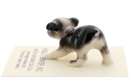 Hagen-Renaker Miniature Ceramic Dog Figurine Boston Terrier Pup image 2