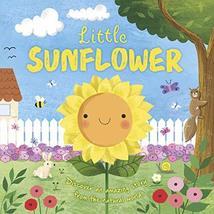 Nature Stories: Little Sunflower: Padded Board Book [Board book] IglooBooks - £6.51 GBP