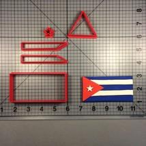 Cuban Flag 100 Cookie Cutter Set - $6.00+