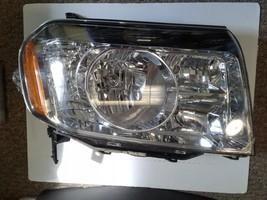 Fits Honda Pilot 09-11 Passengers Headlight Headlamp Lens Assembly 33100SZAA01 image 1