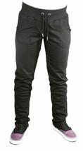 Bench Womens Black Alcester Trouser Fleece Lounge Yoga Pants BLNA1373 image 1