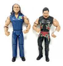Wwe Jakks Psicosis & Super Crazy Wrestling Figure Mexicool 2003 & 2004 - $18.69