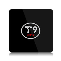 T9 Amlogic S912 2GB RAM 16GB ROM TV Box - $98.20