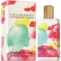 TAYLOR SWIFTS Incredible Things Eau Da Parfum Spray  1.fl oz NIB - $33.17