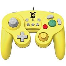 HORI Nintendo Battle Pad (Pikachu) GameCube Style Controller - (Pikachu) - $34.63