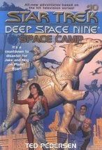 Space Camp (Star Trek Deep Space Nine) [Jun 01, 1997] Pedersen, Ted - $2.95