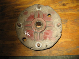 KAWASAKI 1987 300 BAYOU 2 X 4   RIGHT FRONT BRAKE DRUM   (BIN 14)   P-65... - $20.00