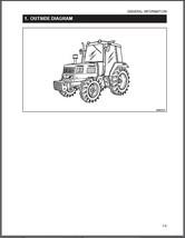 Kioti DK65 Tractor Repair Service Workshop Manual CD  ---  Daedong  DK 65 DK65c - $12.00