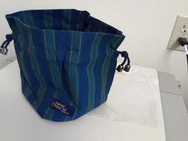 Longaberger Game Piece Bag Collector Club Lightship Basket Liner / Bag O... - $9.85