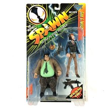 Spawn Series 7 Sam & Twitch 2 Pack McFarlane Toys Action Figure Sealed 1996 - $19.75