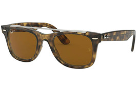 Ray Ban Wayfarer RB4540 710/57 Brown Lens  Sunglasses 50mm - $116.40