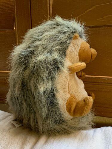 "Webkiz Hedgehog Ganz HM130 No Code 7"" plush stuffed animal Used Free Shipping image 4"