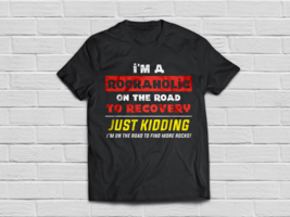 Funny Gift Ideas For Rock Collecting Lovers Cute Shirts - $18.95