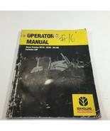 New Holland DC70 DC80 DC100 Dozer Crawler Operator's Manual  - $34.99