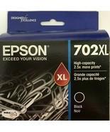 Epson - T702XL120-S - DURABrite Ultra T702XL Ink Cartridge - Black - $69.25
