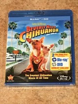 Beverly Hills Chihuahua (Blu-ray/DVD, Drew Barrymore Film) NEW / SEALED - $5.68