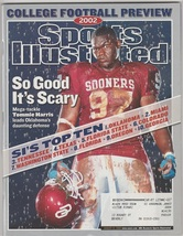 2002 Sports Illustrated College Football Preview San Diego Chargers Card... - $2.50