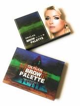 Okalan Brow Palette 4 Color brow kit Tweezers & Brush Included - $8.58
