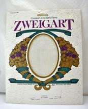 """Zweigart Dublin 25 Count Cross Stitch Fabric Whoite Linen 14""""x18"""" - $12.30"""