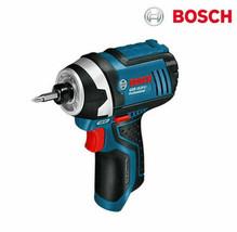 Bosch GDR 10.8V-LI Cordless Impact Driver No Retail Pack gdr 10,8-li body only image 2