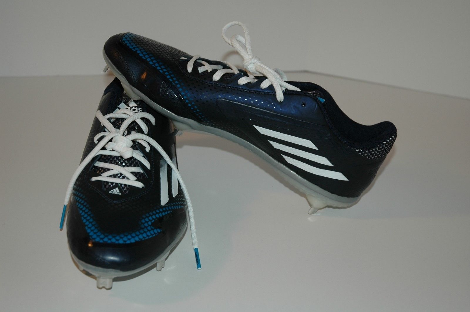 check out 56c05 f9a24 S l1600. S l1600. Previous. NEW Adidas Adizero Afterburner 2.0 Metal  Baseball Cleats Blue S84704 Sz 11