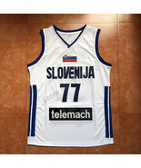 2018 New luka Doncic Team Slovenija Basketball Jersey Stitched Custom an...  -  37.00 8d2f9876d