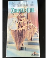 "Vintage VHS Video Tape ""Ziegfeld Girl"" MGM Movie 1989 - $9.50"
