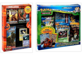 Pokemon TCG Diamond and Pearl Collectors Box + Collectors Poster Box Bundle - $178.95