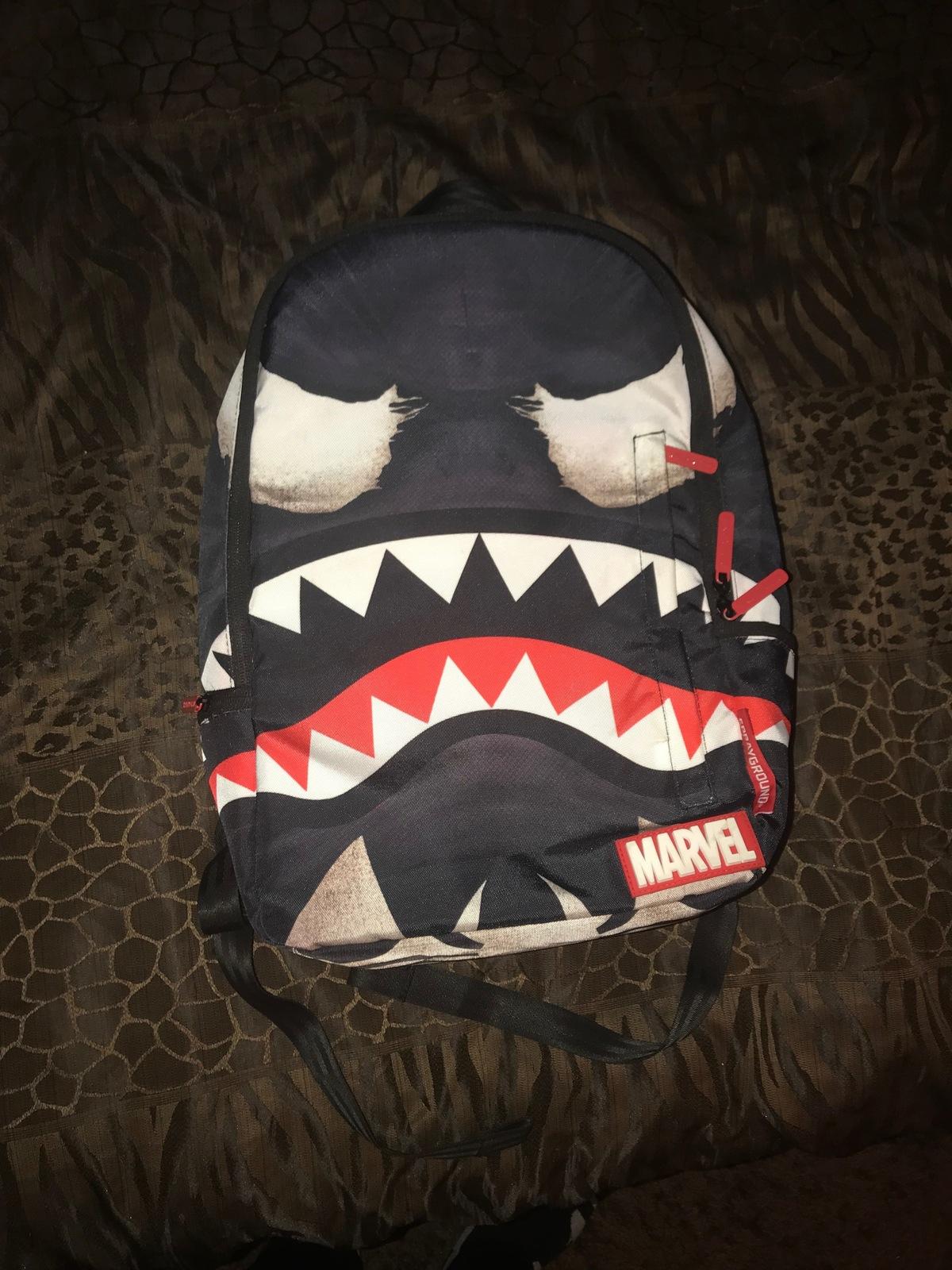d83c2bf37afed8 Sprayground - Marvel - Venom Backpack and 50 similar items. Img 4515