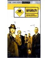 SNATCH - Movie | Sony PSP UMD Video - $10.00