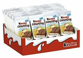Kinder country pack - $50.92