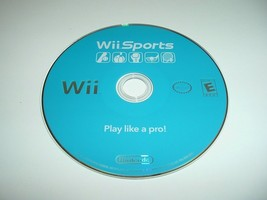 Nintendo Wii Sports, Disc Only Video Game - $19.75