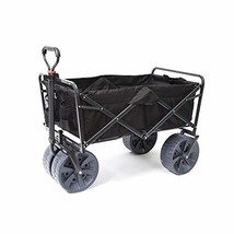 Mac Sports Heavy Duty Collapsible Folding All Terrain Utility Wagon Beac... - $253.20 CAD
