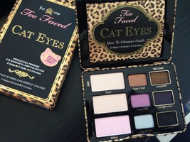 Too Faced Wet/Dry Cat Eyes eyeshadow & Liner Collection - $28.99