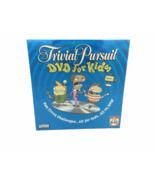 Trivial Pursuit DVD Board Game For Kids Season 1 - Fun Trivia - $20.74