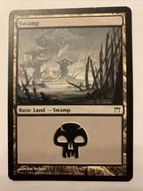 MTG Magic The Gathering Card Swamp Basic Land 2004 - $0.98