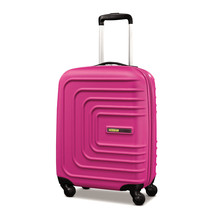 """American Tourister Sunset Cruise 20"""" Carry On Spinner Pink Berry 88331-4419 - $89.99"""