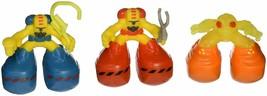 Matchbox Big Boots 3-pack Figure Set - Hazard Squad - $19.34