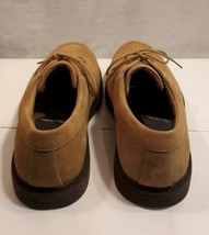 RED WING Mens Shoes Classic Suede Moc Toe Oxford, size 13 EE - $74.79