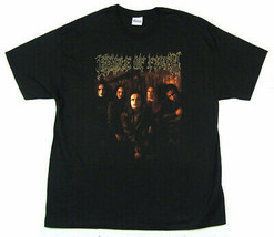 Cradle Of Filth-Warm Glow-2X Black T-shirt - $19.34