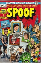 SPOOF Comic Book #5, Marvel 1973 FINE+ - $12.59