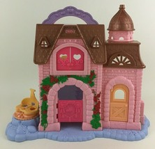 Imaginext Precious Palace Pony Princess Stable Horse Castle with Prince ... - $34.60