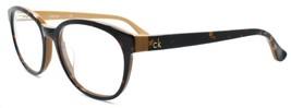 Calvin Klein CK5842 503 Women's Eyeglasses Frames 52-17-135 Havana / Caramel - $44.22