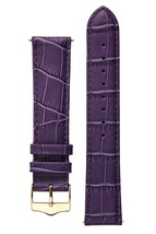 Signature Tropico in Purple 20 mm short watch band. Replacement watch strap. Gen - $41.64